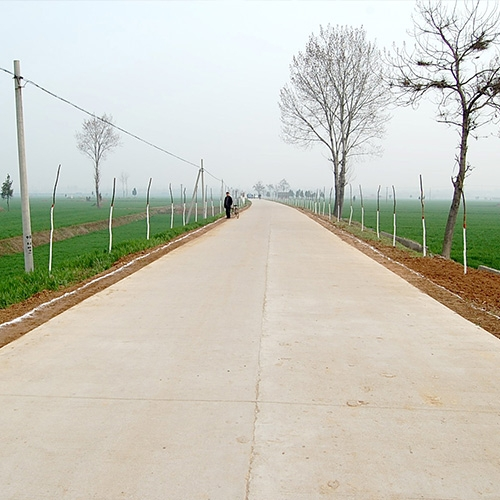 武功县2016年高标准农田建设项目